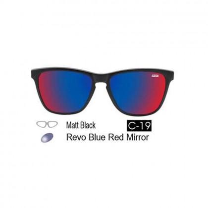 4GL Ideal 8825 Polarized Sunglasses Anti UV Glare Cermin Mata