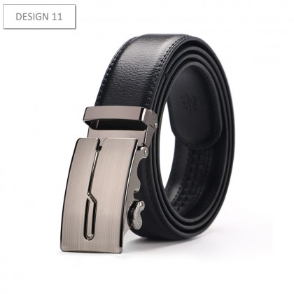 4GL Design Series Belt High Quality Men Leather Belt 130CM