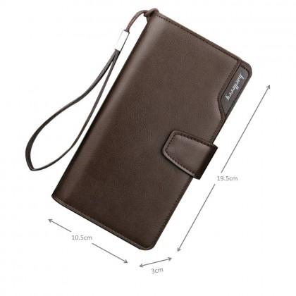 4GL Baellerry S119B Handphone Women Men Wallet Long Purse Dompet