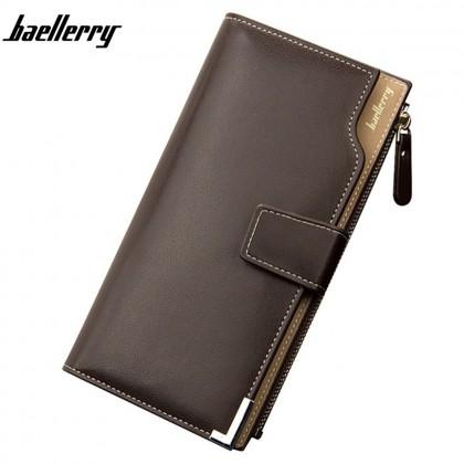 4GL Baellerry C1283 Long Wallet Men Women Wallet Purse Dompet