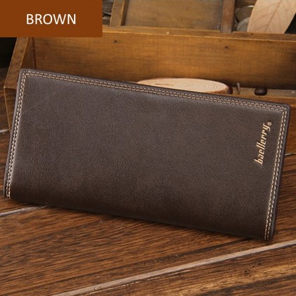 4GL Baellerry R579-3 Long Wallet Stylish Purse Card Holder Dompet