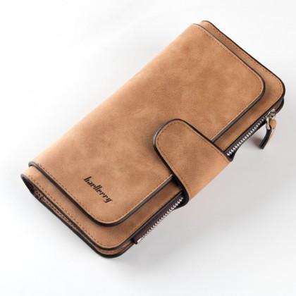 4GL Baellerry N2345 Long Purse Zipper Wallet Wallets Wristlet