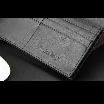 4GL Baellerry C0738 Long Wallet Designer Purse Men Wallet Card Holder