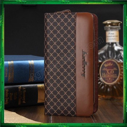 4GL Baellerry S6334 Premium PU Leather Men Wallet Purse Clutch Handbag