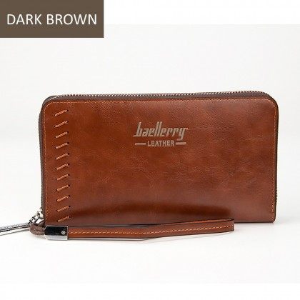 4GL Baellerry SW007 Long Wallet Premium Leather Purse