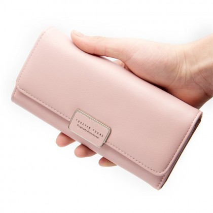 4GL Forever Young 8M252/XA13B601 Long Purse Women Wallet Dompet