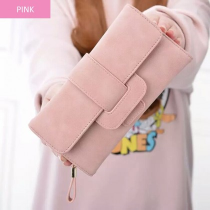 4GL 8M298/108 Long Purse Fashion Lady Wallet Wallets Big Capacity
