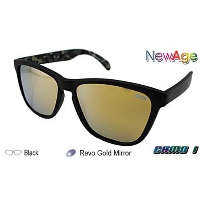 4GL Ideal 8825 CAMOUFLAGE Polarized Sunglasses Anti UV Glare