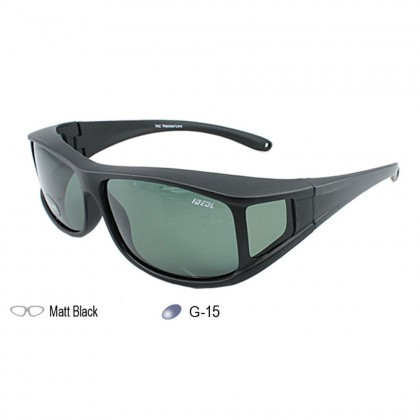 4GL Ideal 8804 Polarized Sunglasses Fit Over Overlap