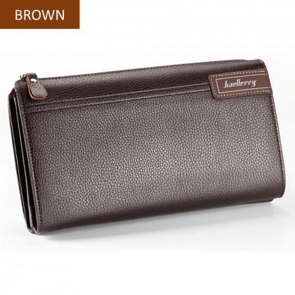 4GL Baellerry 1001 Long Wallet Men Big Capacity Pouch Bag Dompet