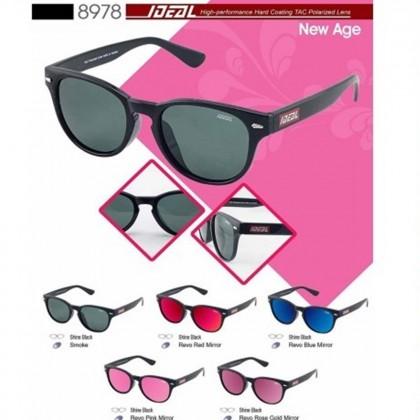 4GL Ideal 8978 Polarized Sunglasses Hard Coating  Lens Kaca Mata
