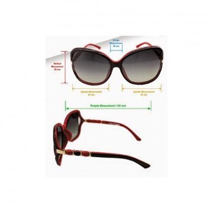 4GL Ideal E1603 Lady Style Polarized Lens Women Sunglasses
