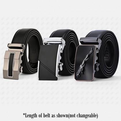 4GL Dante DWB01 Gift Set Premium Men's Leather Belt Wallet