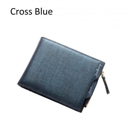 Malaysia READY STOCK 4GL Baellerry DP822 Men Wallet Purse Card Holder