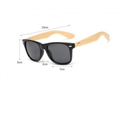 4GL 1501 Sunglasses Fashion Men Women Unisex Wooden Glasses