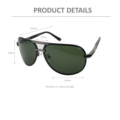4GL Ideal 98817 Polarized Sunglasses In Vogue UV400