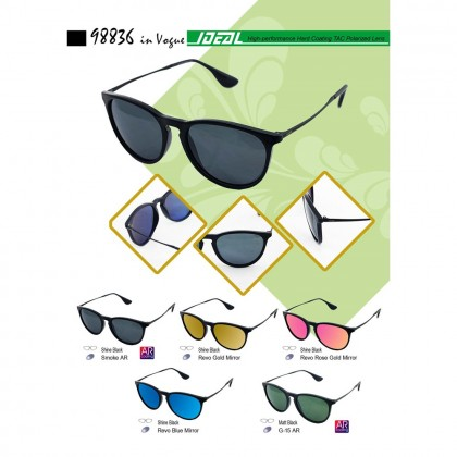 4GL Ideal 98836 Polarized Sunglasses In Vogue UV400