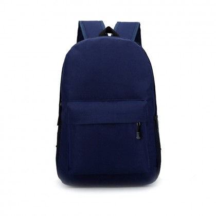 4GL Plain Colour Backpack Bag Pack School Bag Beg Sekolah Bag Sekolah Laptop Bag