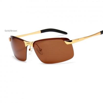 4GL 3043 Polarized Sunglasses Men Unisex Driving UV400