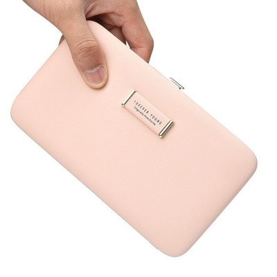 4GL Pidanlu N2366 Women Long Wallet Purse Bag Candy Colour