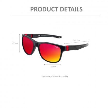 4GL Ideal 288-9007 Polarized Sunglasses New Age UV400