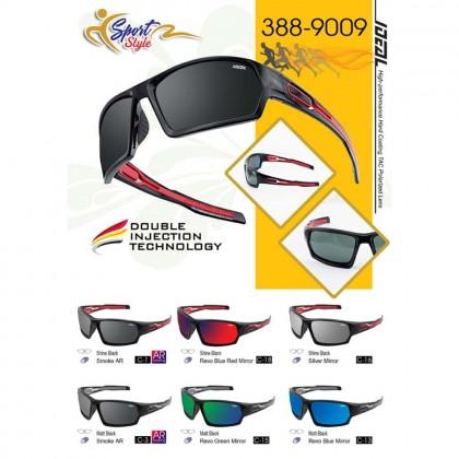 4GL Ideal 388-9009 Polarized Sunglasses Sport UV400