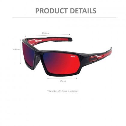 4GL IDEAL 388-9009 Polarized Sport Sunglasses UV400