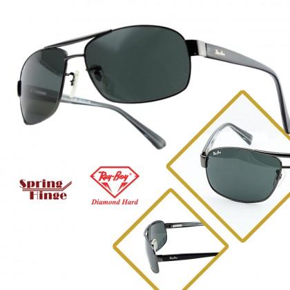4GL ReyBoy W3387 Sunglasses Glass Lens UV400 Lens Kaca Cermin Mata