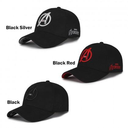 4GL The Avengers Cap Men Women Unisex Sport Cap Snapback Hat Topi Avengers G0524