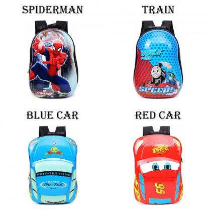 4GL Kids Eggshell Backpack Bag Pack School Bag Beg Sekolah Bag Sekolah