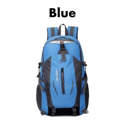 4GL KEEP WALKING 40L Backpack Bag Pack Waterproof School Bag Beg Sekolah Bag Beg