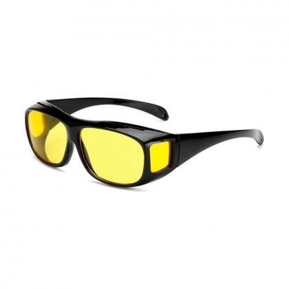 4GL Overlap Night Vision Sunglasses Overlap Fit Over Eyewear