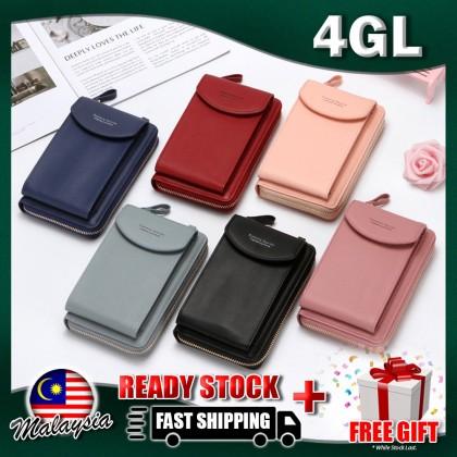 4GL Forever Young ZL8591 Long Purse Women Handphone Purse Wallet Dompet Crossbody Sling Bag Beg